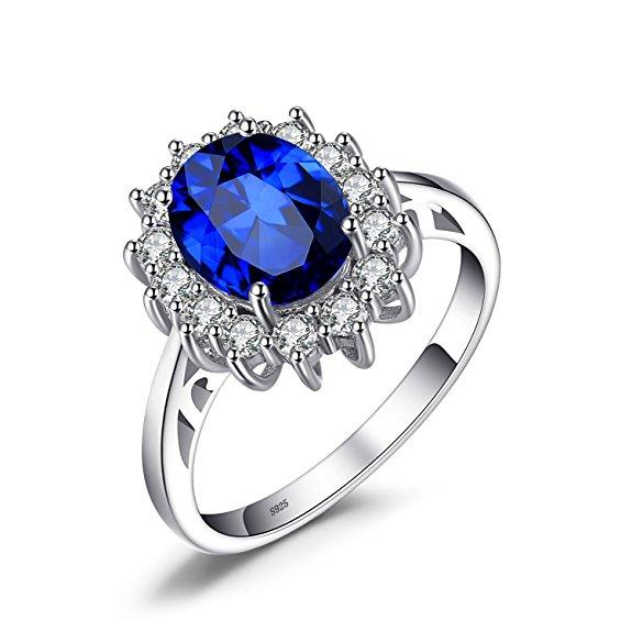 JewelryPalace-Principessa-Diana-William-Kate-Middleton-Sintetico-Zaffiro-Alessandrite-Rubino-Artificiale-Smeraldo-Anello-di-Promessa-925-Argento-Sterling