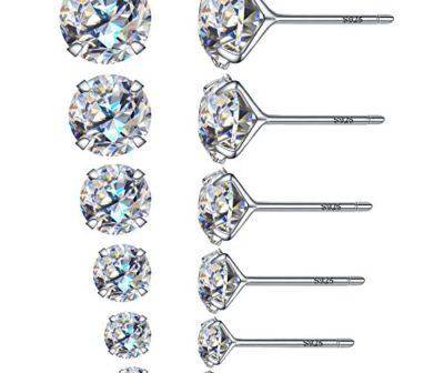 6-paia-di-eleganti-orecchini-rotondi-a-bottone-con-diamante-sintetico-in-argento-sterling-925-con-diametro-interno-da-3-4-5-6-7-e-8-mm