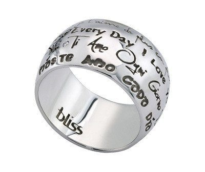 Bliss-Republic-Bijoux-FASHIONRING-Anello-unisex-Argento