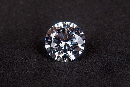 Pietra zirconia cubica l'alternativa al prezioso diamante