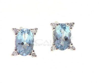 Orecchini-con-diamanti-e-acquamarina-ovale